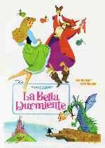 miniatura La Bella Durmiente 1959 V5 Por Peppito cover carteles