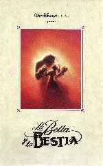 miniatura La Bella Y La Bestia 1991 V2 Por Ricklan cover carteles