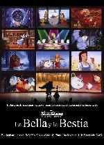 miniatura La Bella Y La Bestia 1991 V5 Por Ogiser cover carteles