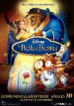 miniatura La Bella Y La Bestia 1991 V7 Por Peppito cover carteles