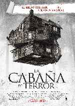 miniatura La Cabana Del Terror 2012 V3 Por Mrandrewpalace cover carteles