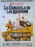 miniatura La Ciudadela De Los Robinson Por Koreandder cover carteles