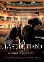 miniatura La Clase De Piano Por Chechelin cover carteles