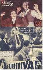 miniatura La Fugitiva 1935 Por Lupro cover carteles