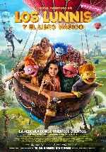miniatura La Gran Aventura De Los Lunnis Y El Libro Magico Por Chechelin cover carteles