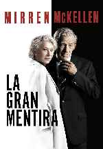 miniatura La Gran Mentira 2019 V2 Por Mrandrewpalace cover carteles