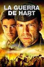 miniatura La Guerra De Hart V2 Por Mrandrewpalace cover carteles