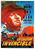 miniatura La Legion Invencible Por Koreandder cover carteles