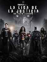 miniatura La Liga De La Justicia De Zack Snyder Por Franvilla cover carteles