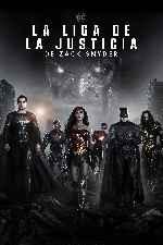 miniatura La Liga De La Justicia De Zack Snyder V3 Por Mrandrewpalace cover carteles