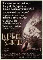 miniatura La Lista De Schindler Por Koreandder cover carteles