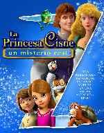 miniatura La Princesa Cisne Un Misterio Real Por Chechelin cover carteles