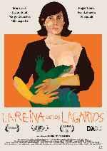 miniatura La Reina De Los Lagartos Por Chechelin cover carteles