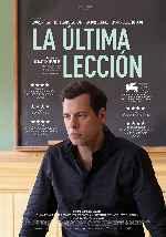 miniatura La Ultima Leccion Por Chechelin cover carteles