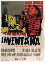miniatura La Ventana 1949 Por Peppito cover carteles
