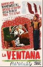 miniatura La Ventana 1949 V2 Por Lupro cover carteles