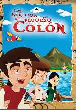 miniatura Las Aventuras Del Pequeno Colon V2 Por Chechelin cover carteles