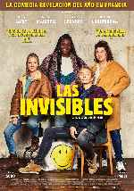 miniatura Las Invisibles Por Chechelin cover carteles