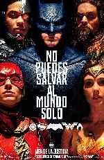 miniatura Liga De La Justicia 2017 V07 Por Franvilla cover carteles