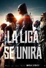 miniatura Liga De La Justicia 2017 V10 Por Rka1200 cover carteles