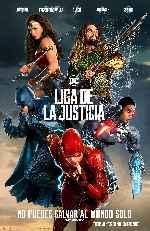 miniatura Liga De La Justicia 2017 V11 Por Rka1200 cover carteles