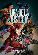 miniatura Liga De La Justicia 2017 V17 Por Rka1200 cover carteles