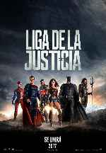 miniatura Liga De La Justicia 2017 V20 Por Rka1200 cover carteles