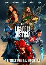 miniatura Liga De La Justicia 2017 V22 Por Chechelin cover carteles