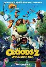 miniatura Los Croods 2 Una Nueva Era V6 Por Mrandrewpalace cover carteles
