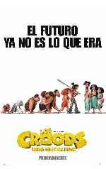 miniatura Los Croods Una Nueva Era Por Chechelin cover carteles
