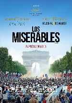 miniatura Los Miserables 2019 V3 Por Mrandrewpalace cover carteles