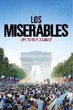 miniatura Los Miserables 2019 V4 Por Mrandrewpalace cover carteles