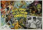 miniatura Los Monstruos De La Ciudad Sumergida Por Alcor cover carteles