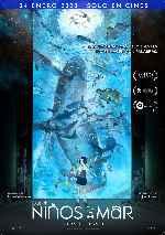 miniatura Los Ninos Del Mar Por Chechelin cover carteles