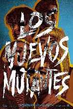 miniatura Los Nuevos Mutantes V2 Por Chechelin cover carteles