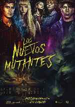miniatura Los Nuevos Mutantes V5 Por Chechelin cover carteles