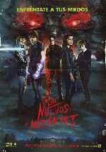 miniatura Los Nuevos Mutantes V6 Por Chechelin cover carteles