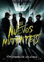 miniatura Los Nuevos Mutantes V7 Por Chechelin cover carteles