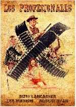 miniatura Los Profesionales 1966 V5 Por Lupro cover carteles