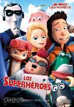 miniatura Los Superheroes Por Chechelin cover carteles