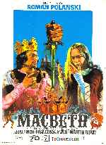 miniatura Macbeth 1971 Por Vimabe cover carteles