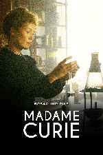 miniatura Madame Curie 2019 Por Mrandrewpalace cover carteles