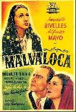 miniatura Malvaloca 1942 V2 Por Lupro cover carteles