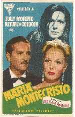 miniatura Maria Montecristo Por Lupro cover carteles