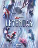 miniatura Marvel Studios Leyendas Por Mrandrewpalace cover carteles