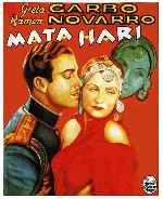 miniatura Mata Hari 1932 V2 Por Lupro cover carteles