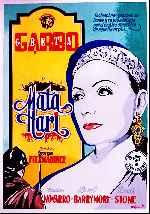 miniatura Mata Hari 1932 V3 Por Lupro cover carteles