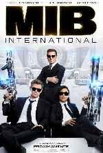 miniatura Men In Black International Por Chechelin cover carteles
