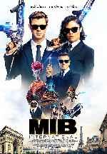 miniatura Men In Black International V2 Por Franvilla cover carteles