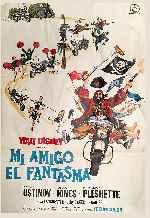 miniatura Mi Amigo El Fantasma V2 Por Melegar cover carteles